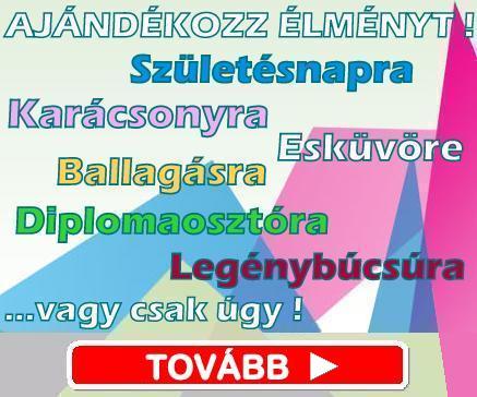 Ajándékutalvány Győr